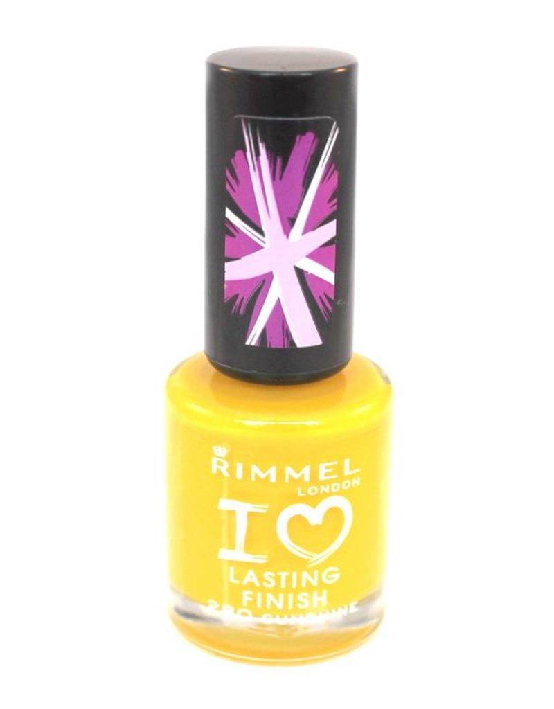 Rimmel London I Love Lasting Finish - 280 Sunshine - Nagellak