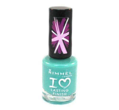 Rimmel London I Love Lasting Finish - 45 Misty Jade - Nagellak