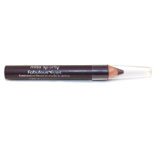 Miss Sporty Fabulous Eyes Eyeshadow Pencil - 130 Sweet Berry - Oogschaduw