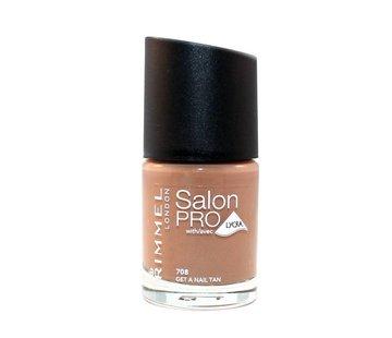 Rimmel London Salon Pro - 708 Get A Nail Tan