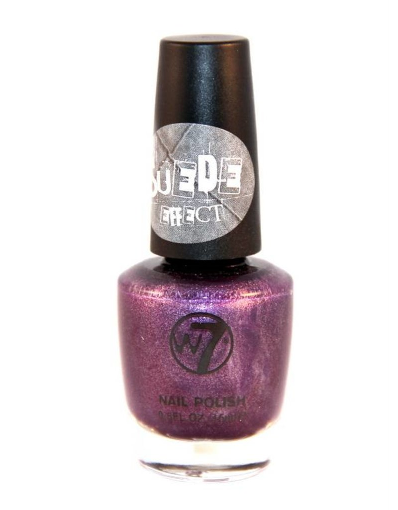 W7 Make-Up Suede Effect - Mauve Suede - Nagelak