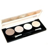 W7 Make-Up The Nudes Eye Shadow Palette - Palette