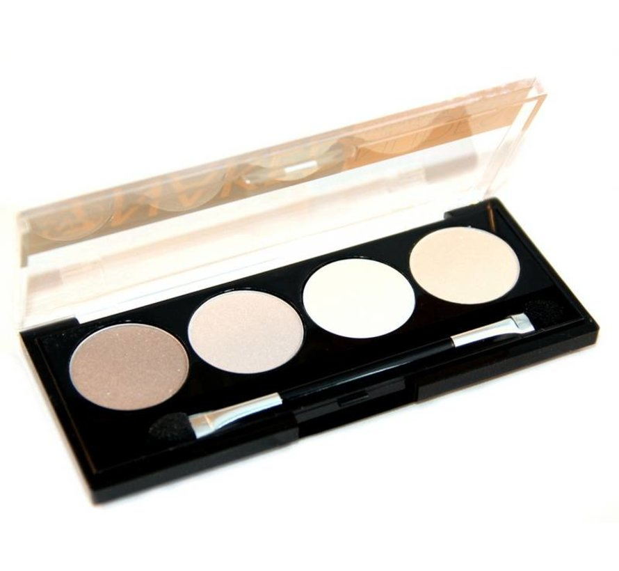 The Nudes Eye Shadow Palette - Palette
