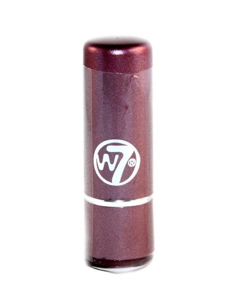 W7 Make-Up Reds - Burgandy - Lippenstift