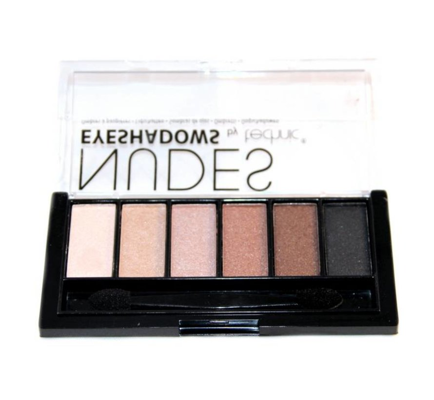 Eye Shadow Palette - Nudes - Oogschaduw