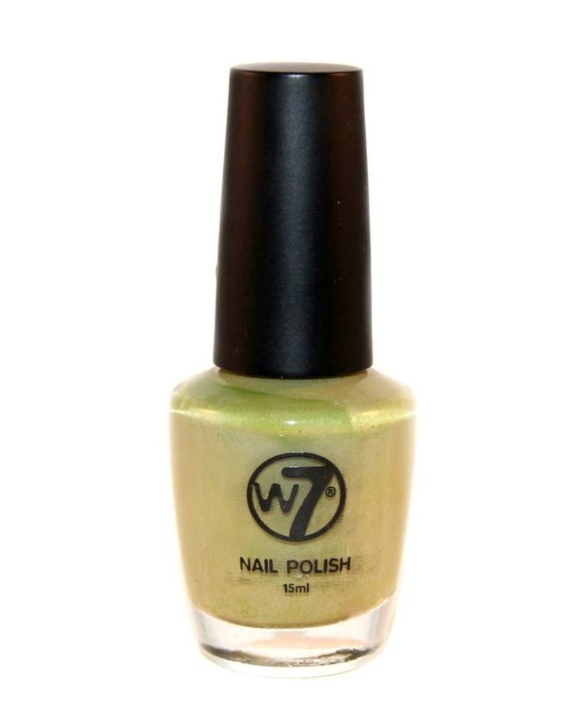 W7 Make-Up - Khaki - Nagellak
