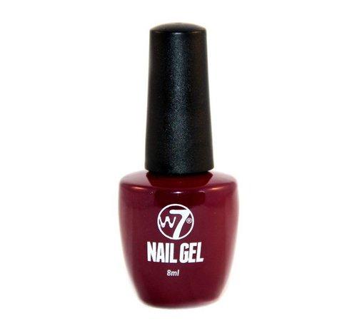 W7 Make-Up Gel Nagellak - 1 Crimson