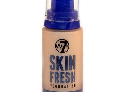 W7 Make-Up Skin Fresh Foundation - Sand Beige