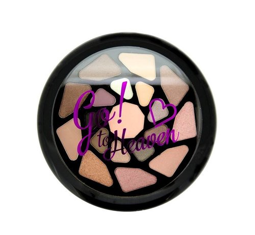 Makeup Revolution Go! Palette - Go to Heaven - Palette