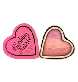 Makeup Revolution Hearts Blusher - Candy Queen of Hearts