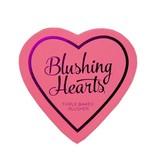 Makeup Revolution Hearts Blusher - Blushing Heart - Blush