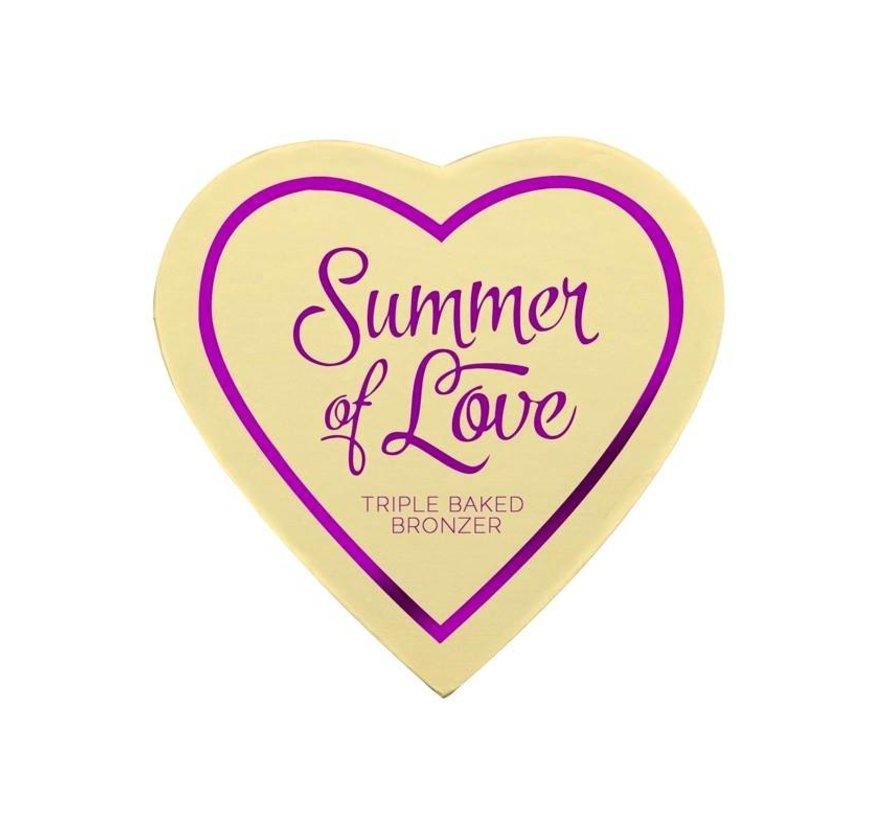 Hearts Bronzer - Love Hot Summer - Bronzer
