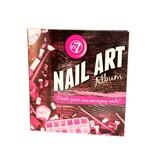 W7 Make-Up Nail Art Album - Nagelset