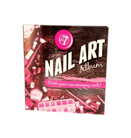 W7 Make-Up Nail Art Album