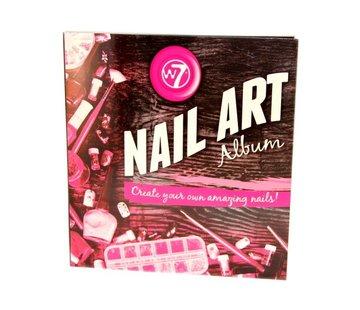 W7 Make-Up Nail Art Album
