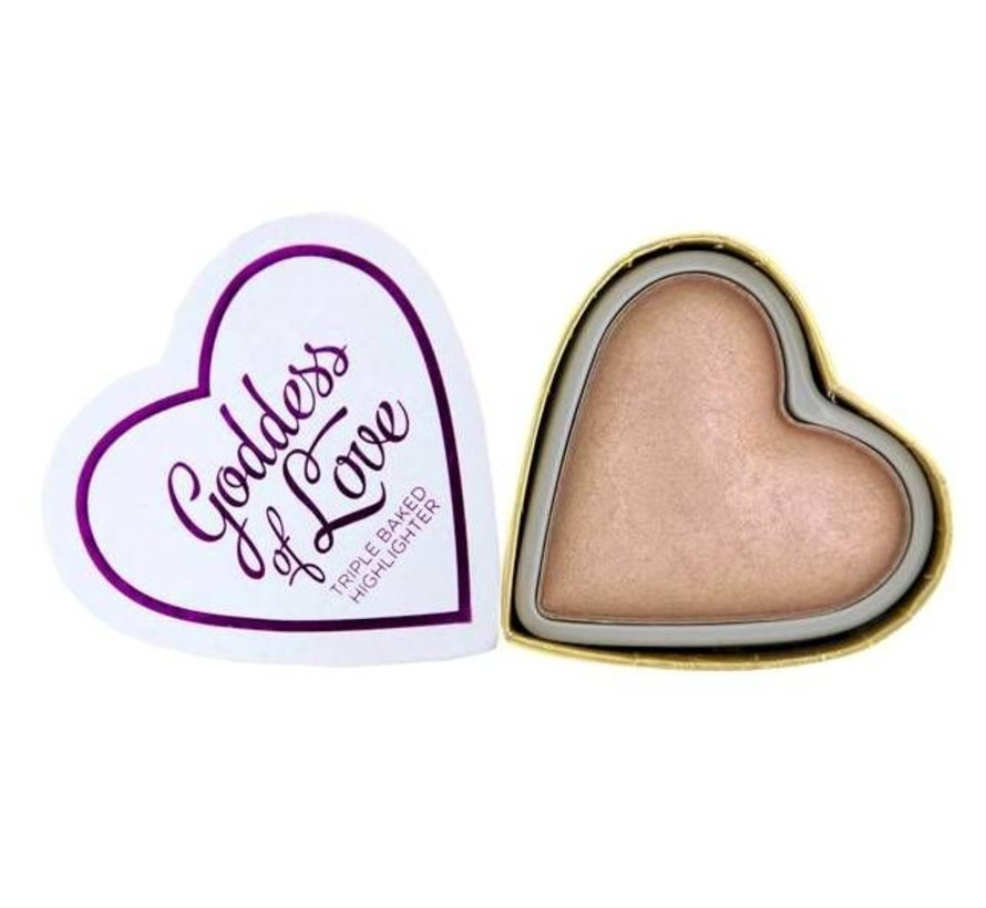 Hearts Highlighter - Goddess of Love - Highlighter