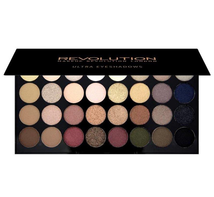 Ultra 32 Eyeshadow Palette - Flawless - Oogschaduw