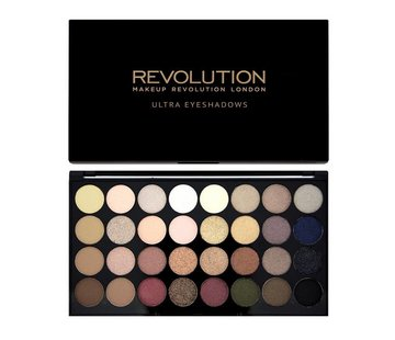 Makeup Revolution Ultra 32 Eyeshadow Palette - Flawless