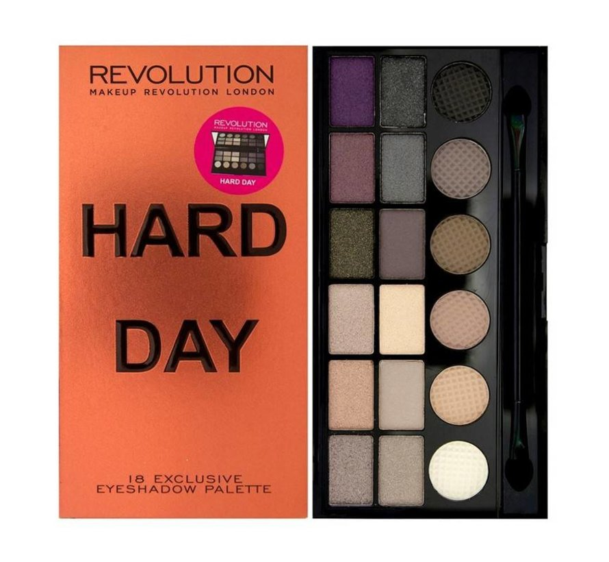 Salvation Palette - Hard Day - Oogschaduw