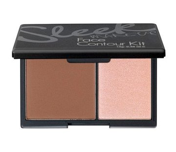 Sleek MakeUP Face Contour Kit - Light