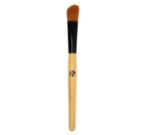 W7 Make-Up Angled Foundation Brush - Make-up Kwast