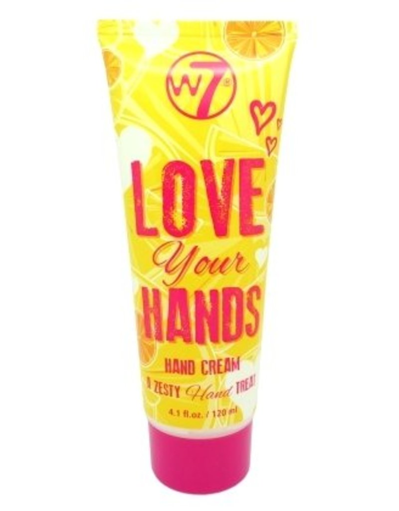 W7 Make-Up Love Your Hands Handcrème - Verzorging