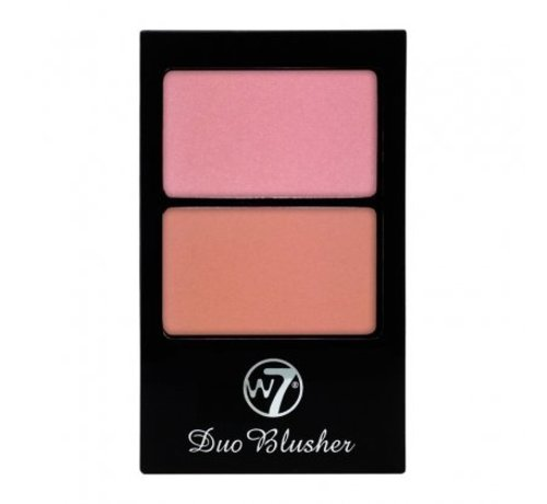 W7 Make-Up Duo Blusher - 3