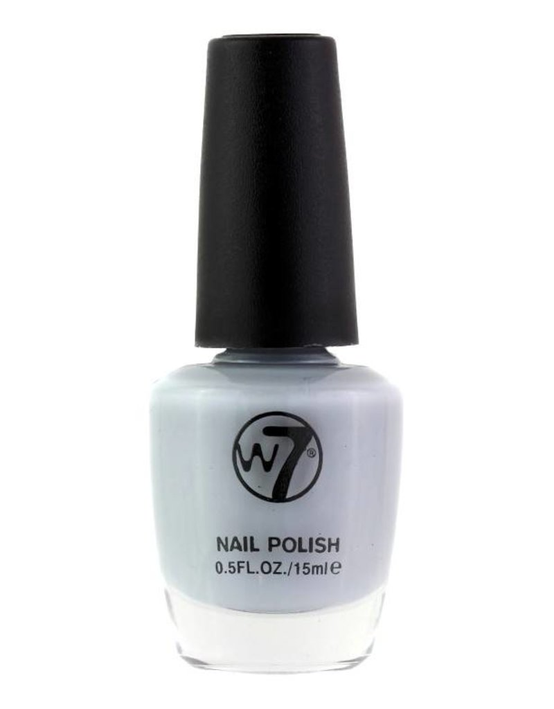 W7 Make-Up - 144 Powder Grey - Nagellak