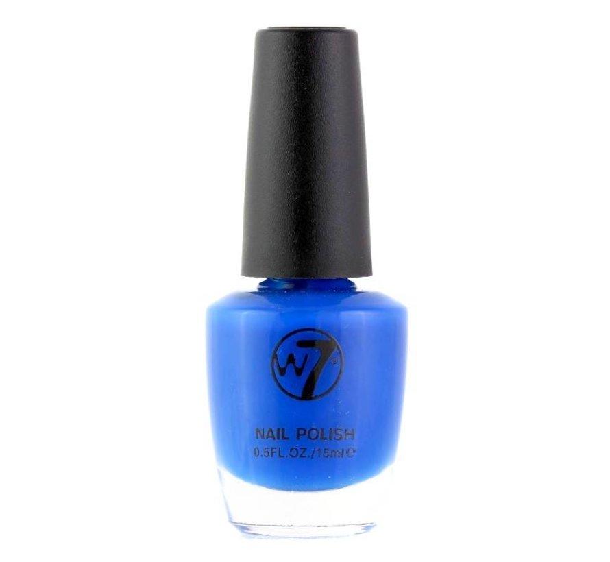 - 17 Fluorescent Blue - Nagellak