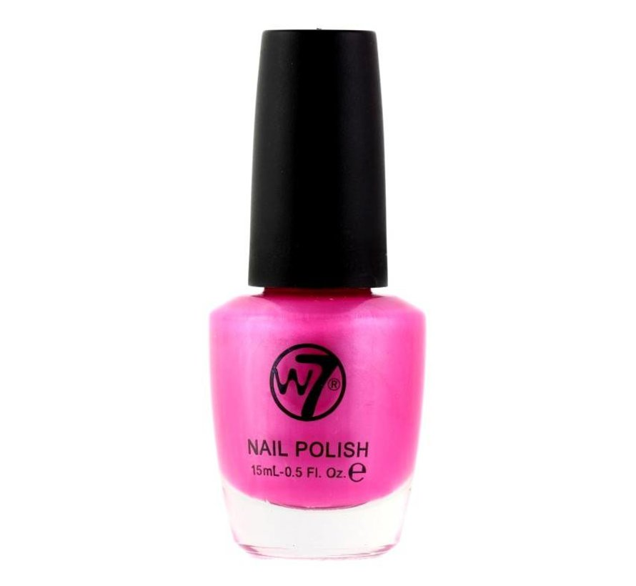- 18 Fluorescent Purple - Nagellak