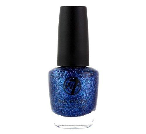 W7 Make-Up - 3 Blue Dazzle - Nagellak