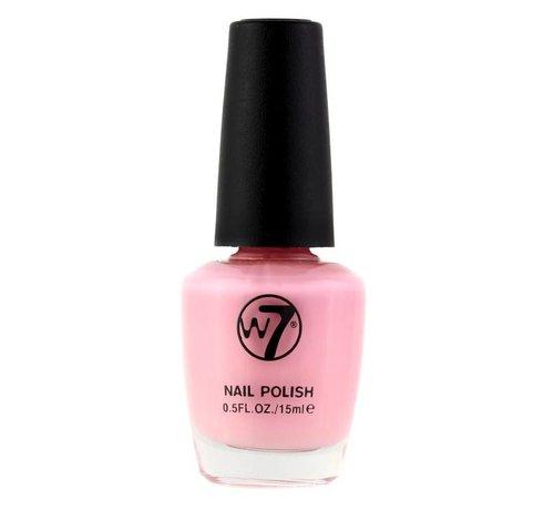 W7 Make-Up - 19 Baby Pink - Nagellak