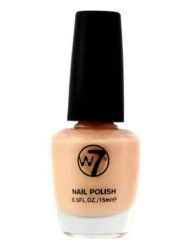 W7 Make-Up - 68 Sheer Peach - Nagellak