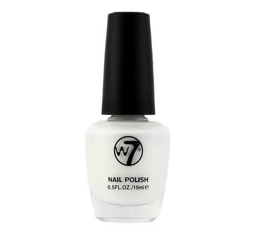 W7 Make-Up - 34 White - Nagellak