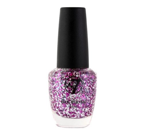 W7 Make-Up - 137 Pink Shard - Nagellak