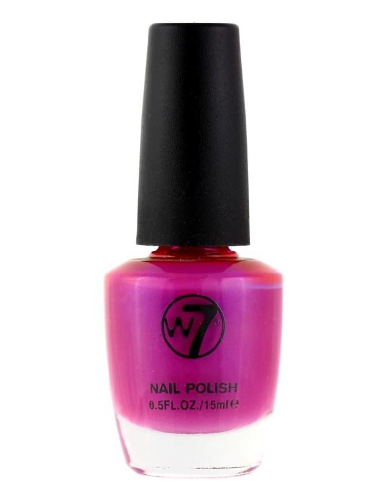 W7 Make-Up - 81 Matt Pink - Nagellak