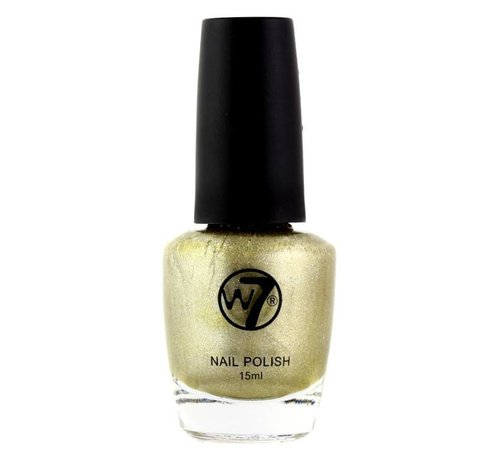 W7 Make-Up - 94 Gold Mirror - Nagellak