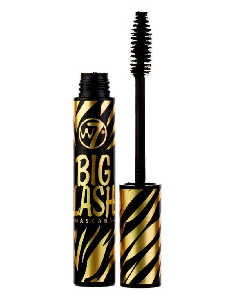 W7 Make-Up Big Lash Mascara - Zwart