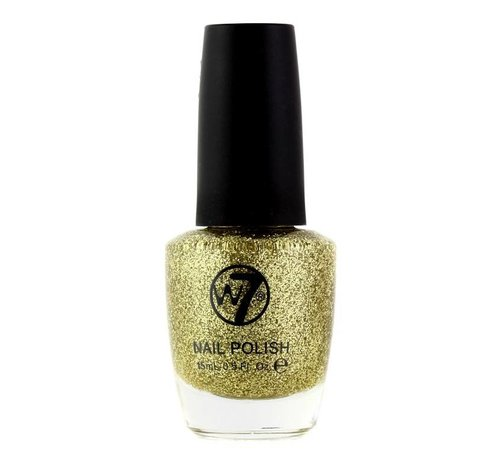 W7 Make-Up - 6 Gold Dazzle - Nagellak