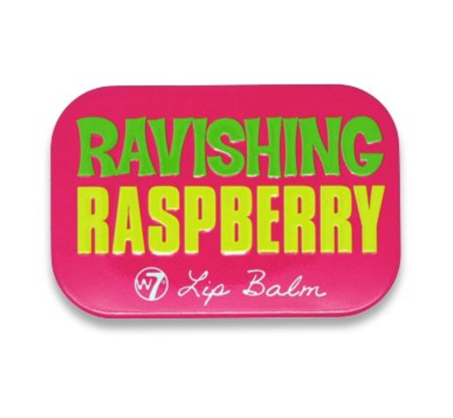 Fruity Lip Balm - Ravishing Raspberry - Lippenbalsem