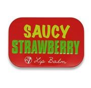 W7 Make-Up Fruity Lip Balm - Saucy Strawberry
