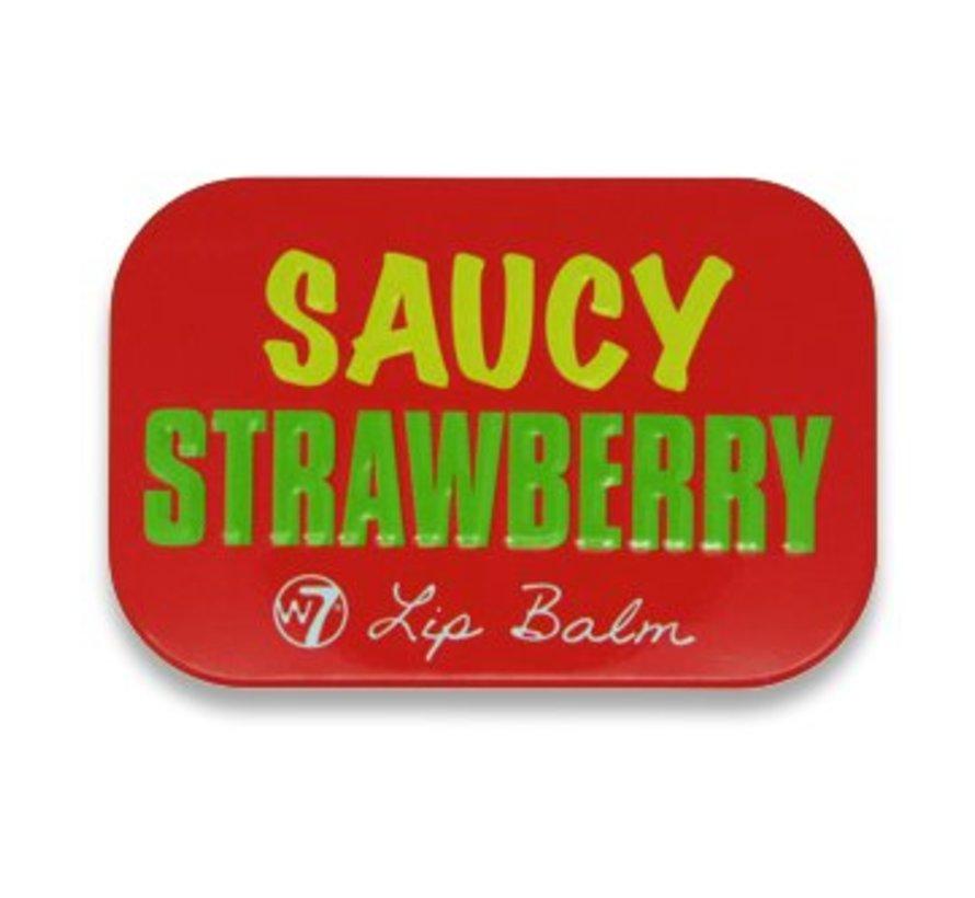 Fruity Lip Balm - Saucy Strawberry - Lippenbalsem