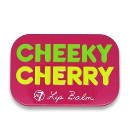 W7 Make-Up Fruity Lip Balm - Cheeky Cherry