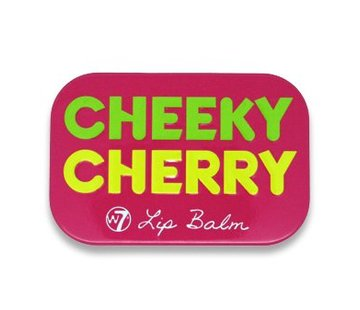 W7 Make-Up Fruity Lip Balm - Cheeky Cherry