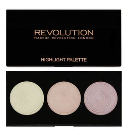 Makeup Revolution Highlighter Palette - Highlight