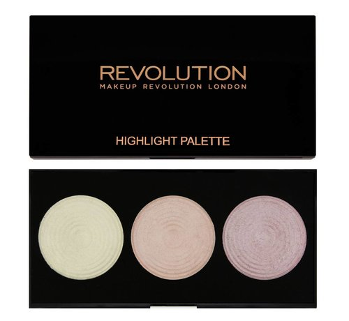 Makeup Revolution Highlighter Palette - Highlight - Highlighter