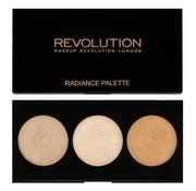 Makeup Revolution Highlighter Palette - Radiance