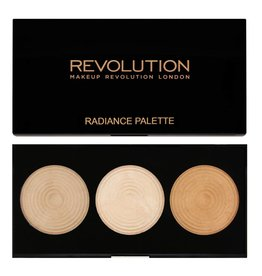 Makeup Revolution Highlighter Palette - Radiance