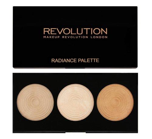 Makeup Revolution Highlighter Palette - Radiance - Highlighter