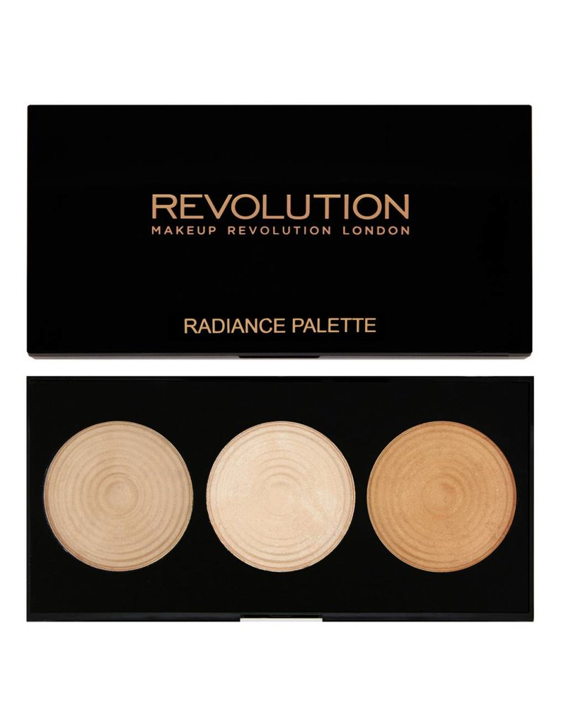Makeup Revolution Highlighter Palette - Radiance - Highlighter